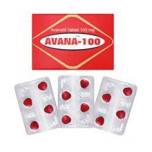 Buy Avana 100 mg online