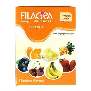 Buy Filagra Gel Shots 100 mg online