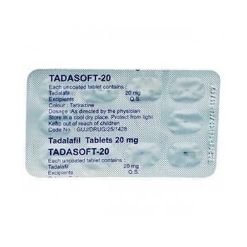 Buy online Tadasoft 20 mg legal steroid