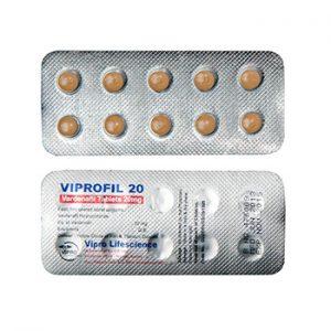 Buy Viprofil 20 mg online